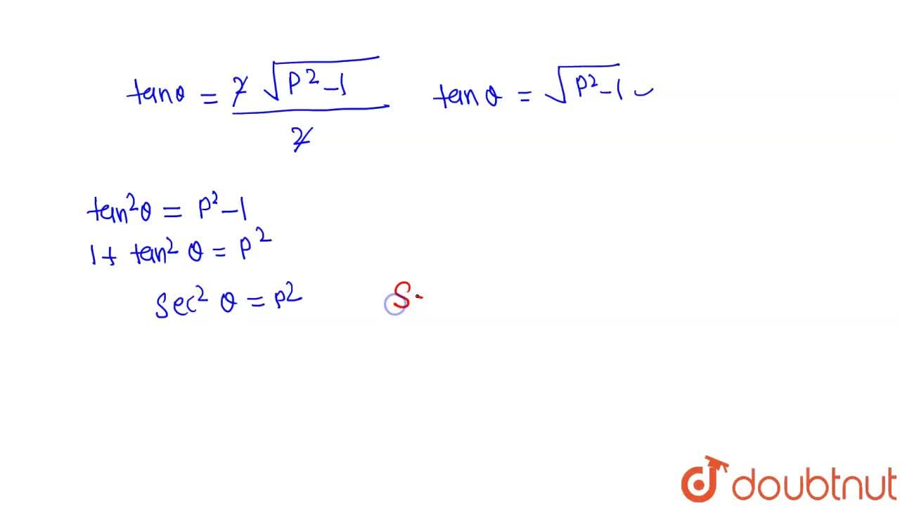 Solution for If theta is the acute angle between the lines gi
